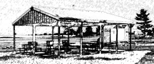 Sketch of Original Shelter Image