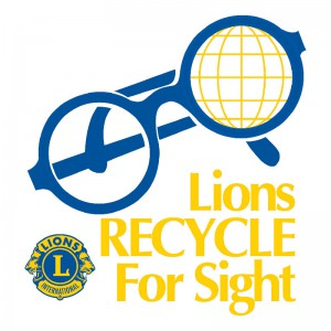 Lions Recycle for Sight Image