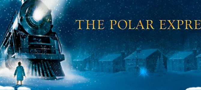 The Polar Express with Santa