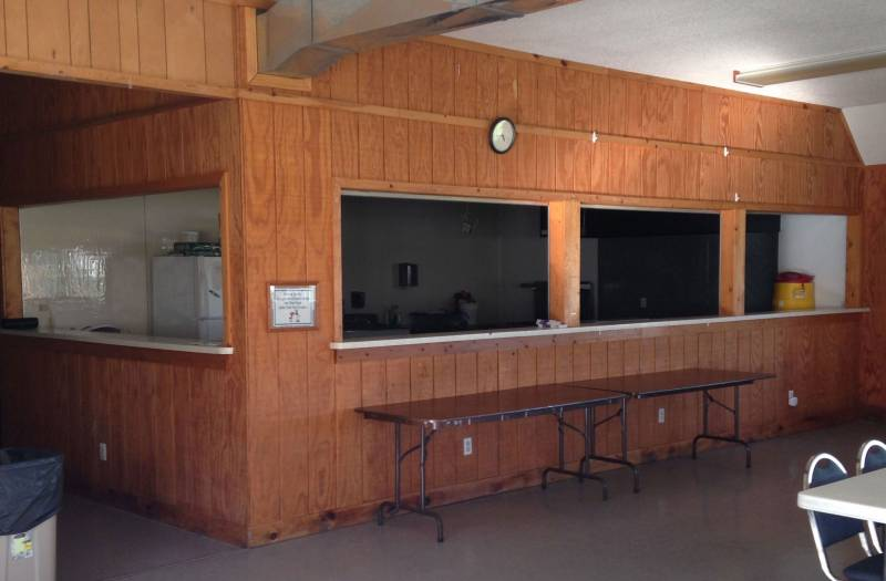 Cortland Lions Den Kitchen from Dining Room Image
